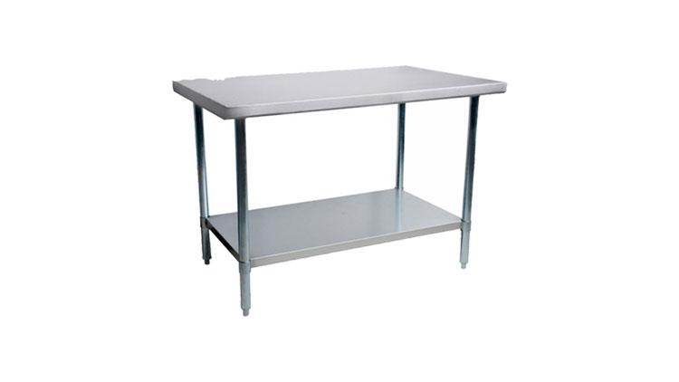 میز کار استیل - 190cm