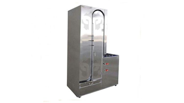 دستگاه کباب پز صنعتی اتوماتیک تابشی PS1200K1 , دستگاه کباب پز