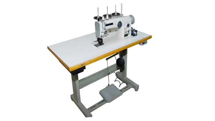 دستگاه تولید ماسک دستی فیلتردار و سه تا شش لایه مدل A100 , ماشین آلات تولید پوشاک بیمارستانی و یکبار مصرف