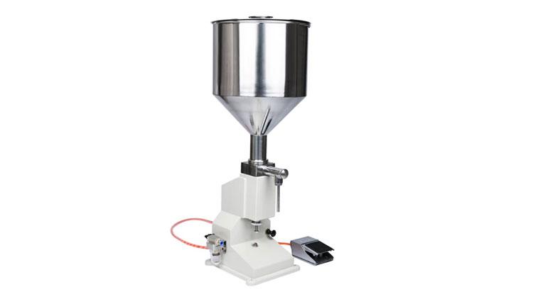 دستگاه پرکن عسل مدل AG-55 , دستگاه پرکن مایعات غلیظ