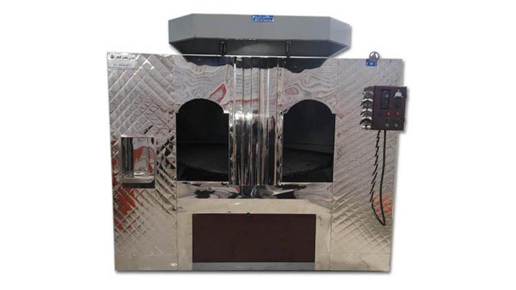 دستگاه سنگک با حرارت غیر مستقیم , دستگاه نانوایی تونلی