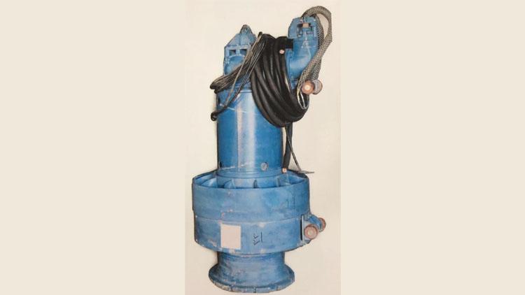 موتور پمپ ملخی فلایت مدل LL3601
