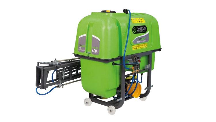سمپاش 600 لیتری پشت تراکتوری بوم 10 و 12 متر ترک , دستگاه سمپاش و لوازم سمپاشی