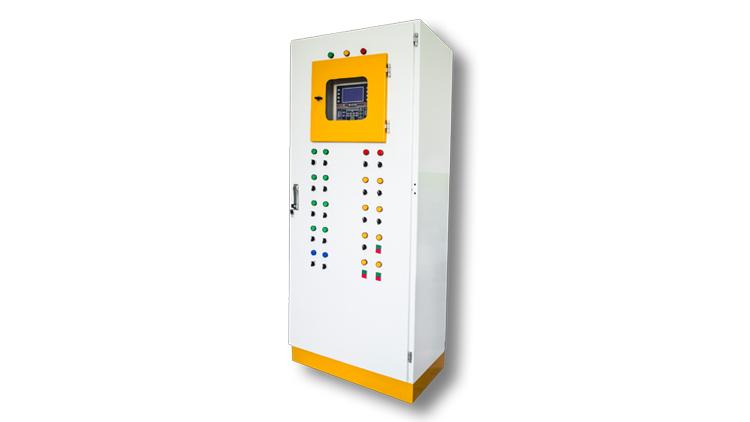 تابلو برق صنعتی مرغداری مدل ایستاده , تابلو برق مرغداری