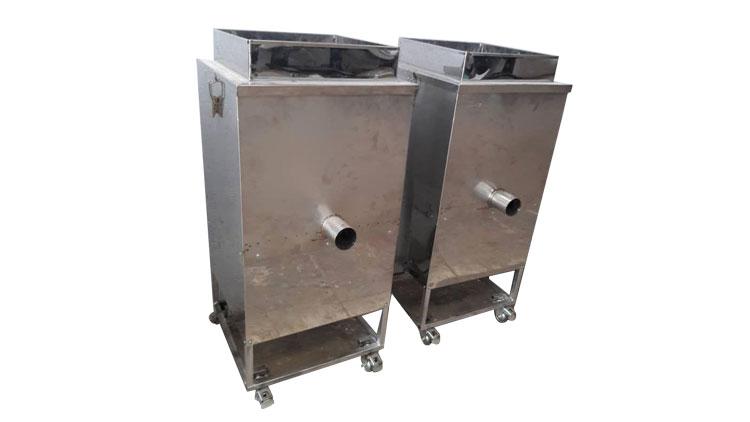 دستگاه آب گوجه گیری نیمه اتوماتیک