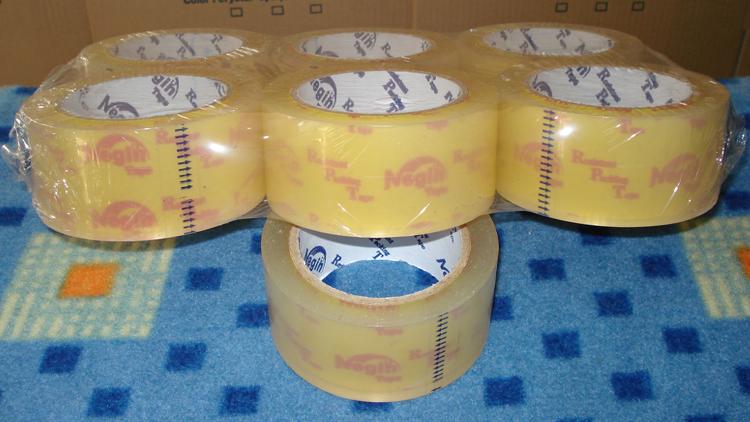 نوار چسب بسته بندی پهن 38 میکرون