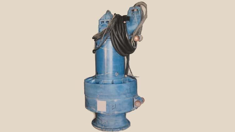 الکترو پمپ شناور معروف به مستغرق یا ملخی , پمپ آب کشاورزی