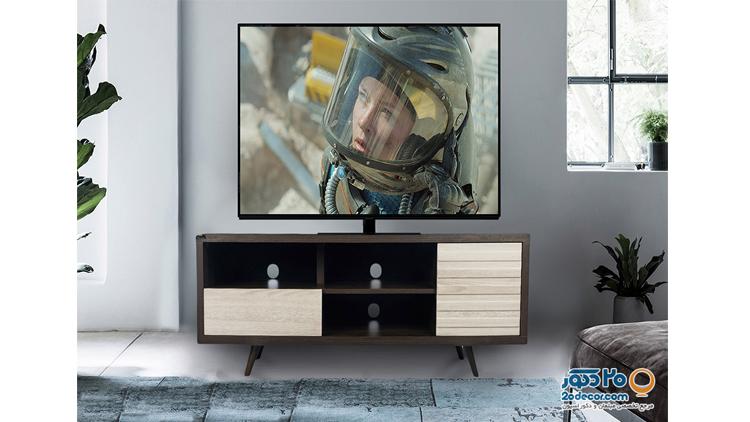 میز تلویزیون کرال استند مدل D-140