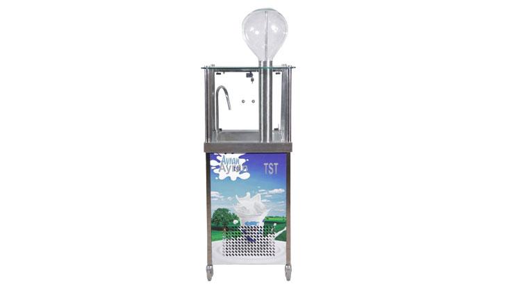 دستگاه دوغ ساز حبابی استیل  , تجهیزات نوشیدنیهای سرد و گرم