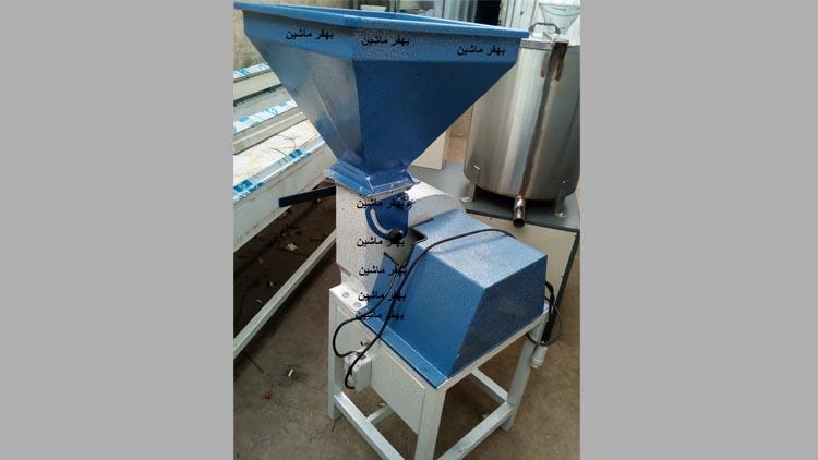 دستگاه آسیاب صنعتی و نیمه صنعتی آسیاب ادویه حبوبات و خشکبار , دستگاه آسیاب صنعتی