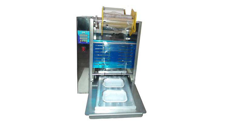 دستگاه سیل اتومات استیل 16x22 دوبل