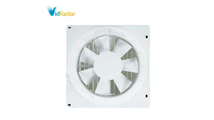 هواکش دستشویی 10سانت هایلوکس دمنده VDI-10S2S , تاسیسات حرارتی و برودتی
