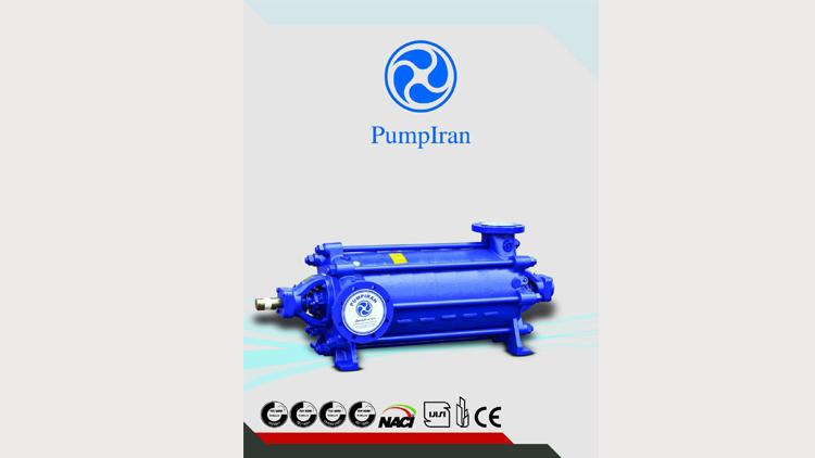 پمپ فشار قوی WKL 40  , پمپ آب کشاورزی