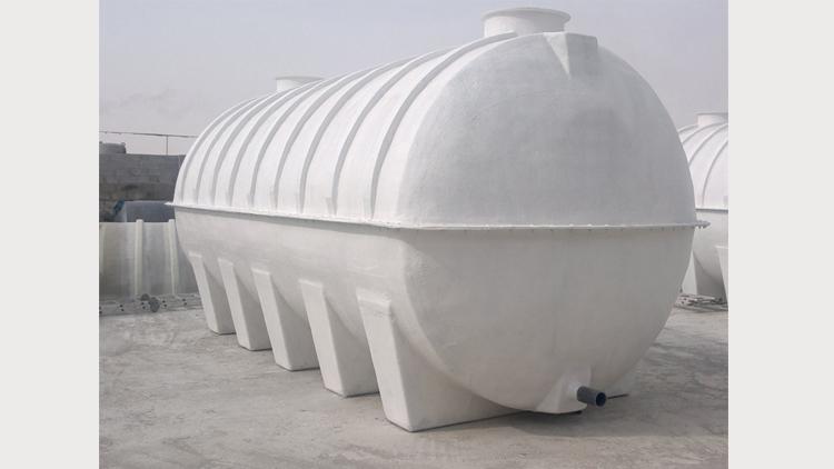 سپتیک تانک چربی گیر کامپوزیتی 6 متر مکعب  , تجهیزات فاضلاب صنعتی