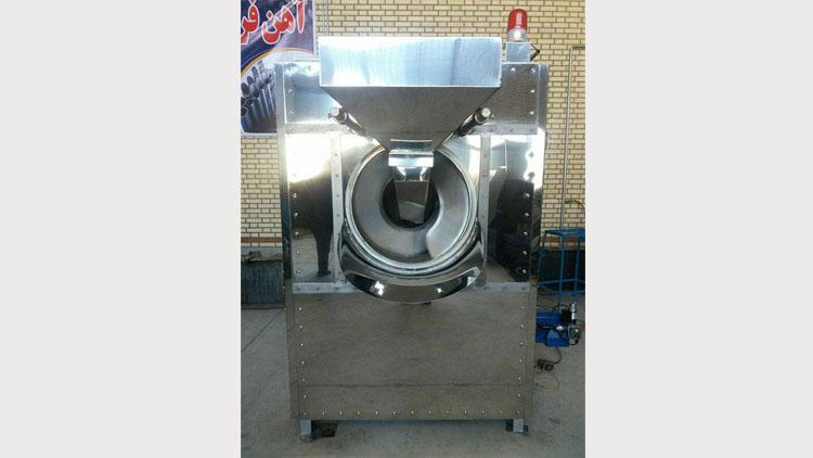 دستگاه تفت و بسته بندی آجیل و خشکبار