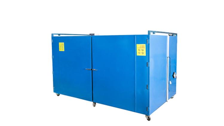 دستگاه میوه خشک کن 300 کیلویی , ماشین آلات آماده سازی محصول