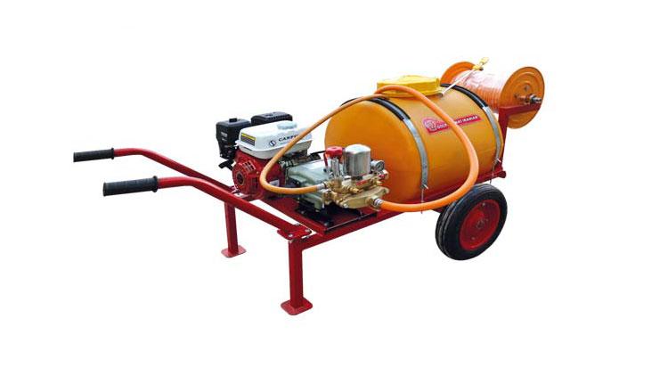 سمپاش فرغونی 100 لیتری , دستگاه سمپاش و لوازم سمپاشی