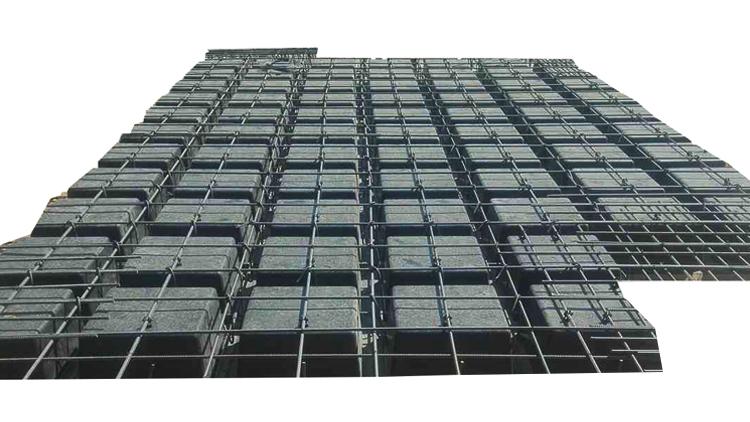 قالب وافل  , مواد، مصالح و تاسیسات ساختمانی