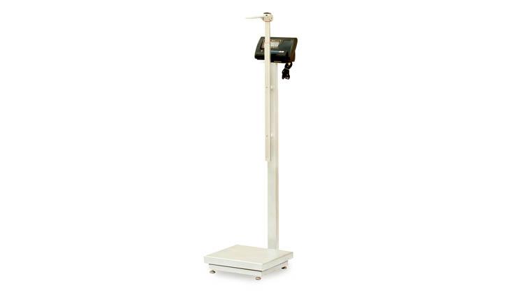 باسکول قد و وزن خط کشی , تجهیزات پزشکی