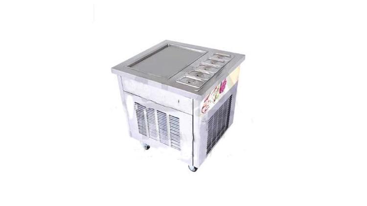 بستنی ساز رولی , دستگاه بستنی ساز