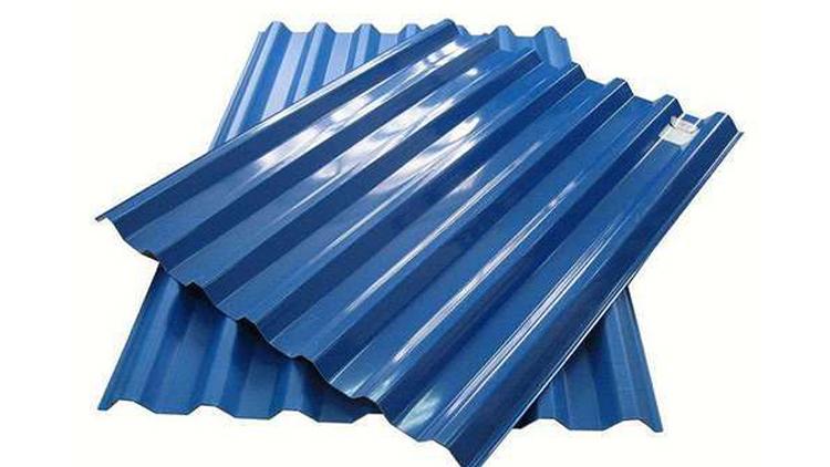 ورق سقف شیروانی , صنایع فراوری فلزات