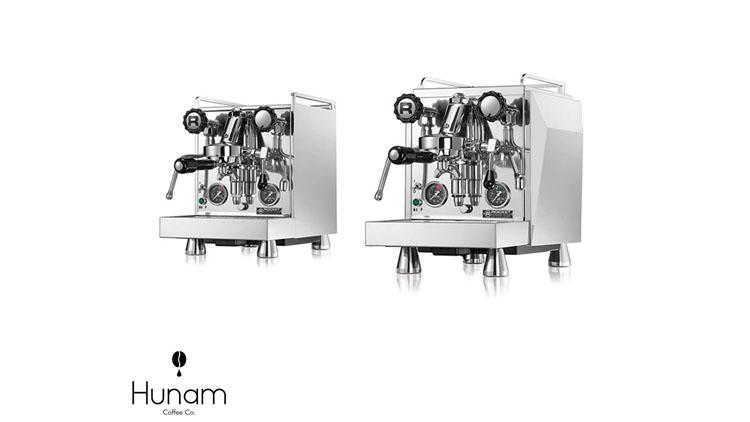 اسپرسو ساز خانگی راکت سری Type V مدل  Giotto Type V , دستگاه قهوه ساز صنعتی