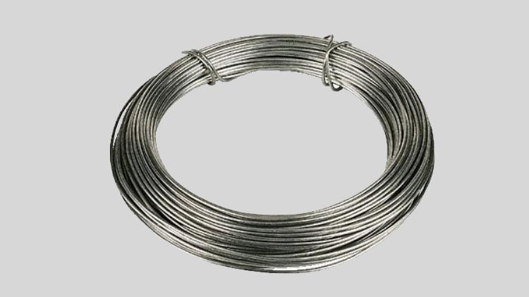 سیم روی یا zinc wire , فروآلیاژها