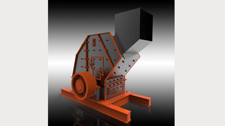سنگ شکن کوبیت ضربه ای مدل SI-NS-80 , تجهیزات راهسازی، ساختمانی و معدنی