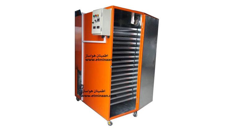 دستگاه خشک کن دوگانه سوز مدل rg100