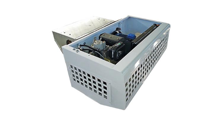 یونیت یخچالی نیرومحرکه انجین بنزینی مدل D500-47R413MD , سردخانه