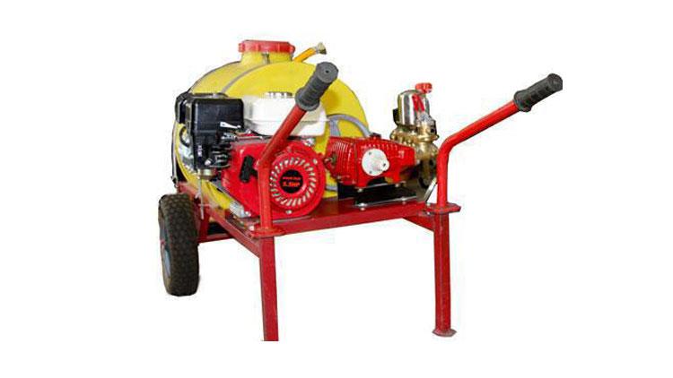 سمپاش فرغونی موتور هندا gx 160