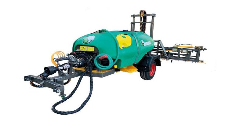 سمپاش کششی تمام هیدرولیک 2000 لیتری , دستگاه سمپاش و لوازم سمپاشی