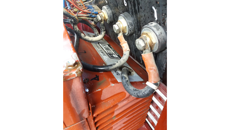 دیزل جوش ۵۵۰ آمپر , تجهیزات جوشکاری و برش