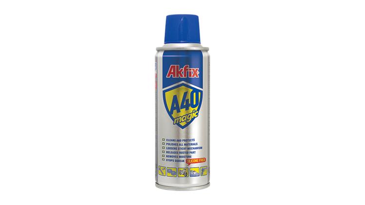 اسپری روان کننده آکفیکس A40
