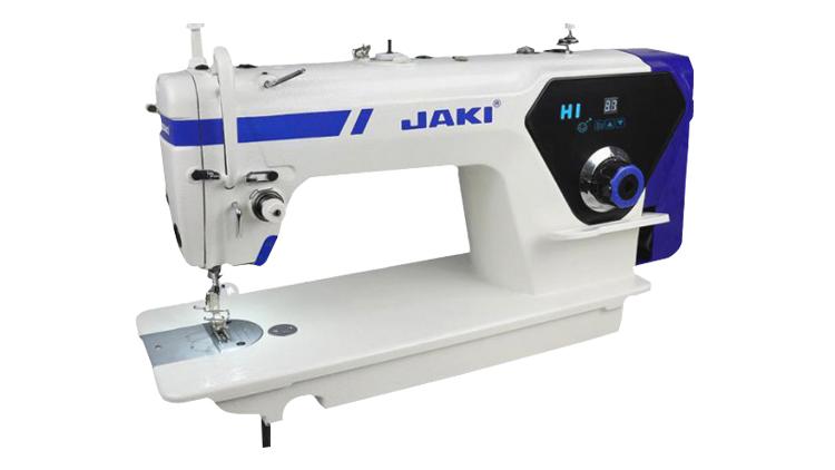 چرخ خیاطی راسته دوز موتور سرخود جکی سری جدید Blue Edition مدل JAKI H1
