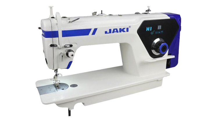 چرخ خیاطی راسته دوز موتور سرخود جکی سری جدید Blue Edition مدل JAKI H1 , چرخ راسته دوز