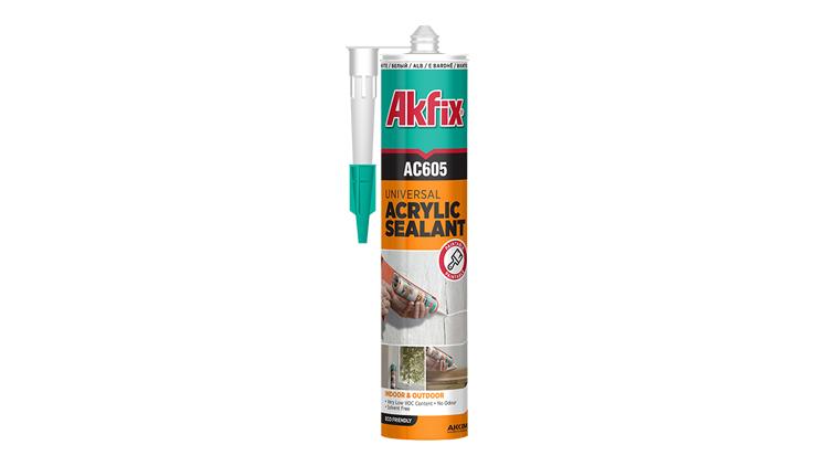 درزگیر اکریلیکی AC605 آکفیکس