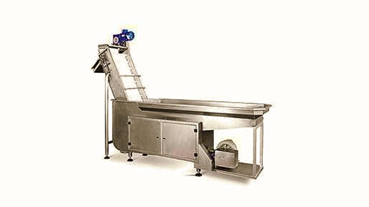 دستگاه شستشوی سبزیجات , ماشین آلات تصفیه و آماده سازی اولیه مواد غذایی