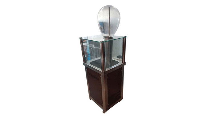 دستگاه دوغ ساز حبابی