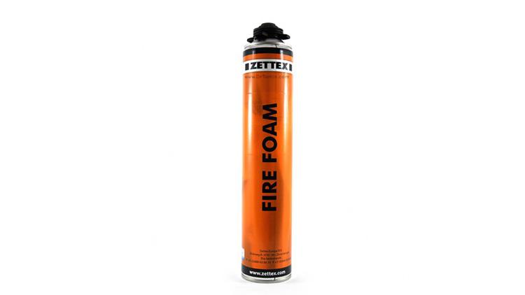 اسپری فوم ضد حریق Fire Foam زتکس