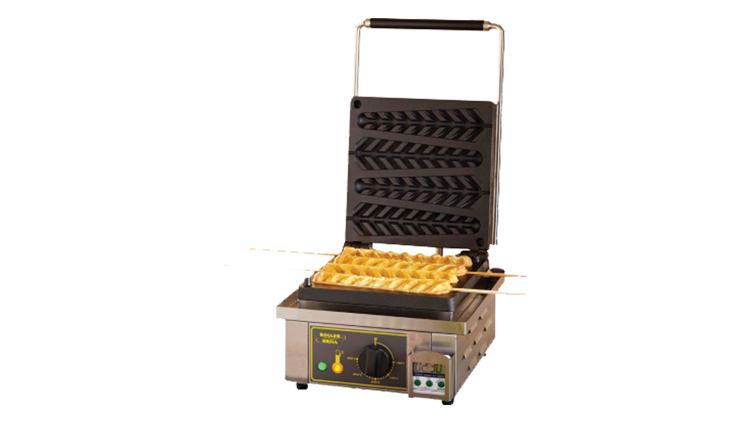دستگاه وافل ساز کاجی رالرگریل مدل GES23