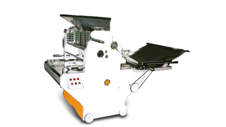 دستگاه چاپ تونلی بیسکوئیت و شیرینی های جفتی و آلمانی و عسلی با مولدینگ ۸۰ الی ۱۲۰ سانتی متری