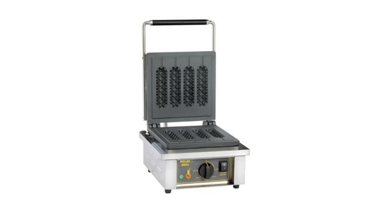 دستگاه وافل ساز سوسیسی رالرگریل مدل GES80