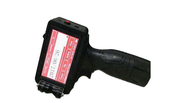 دستگاه جت پرینتر دستی p7