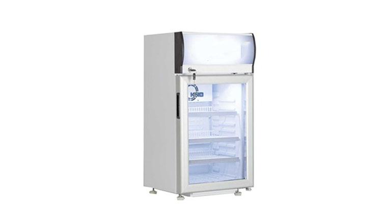 یخچال ویترینی تک درب کینو مدل KR400