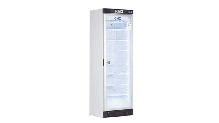 یخچال ویترینی تک درب کینو مدل KR615WL