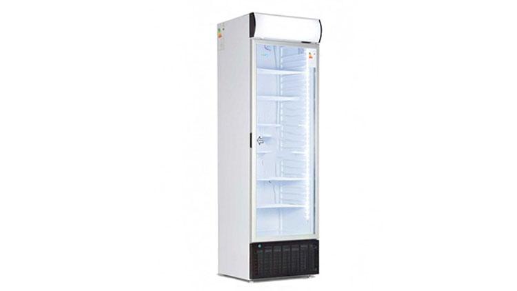 یخچال ویترینی تک درب کینو مدل KR680-1D