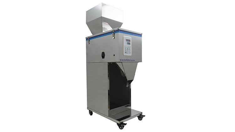 دستگاه پرکن پودری و گرانولی 25-1200 گرم مدل 21525