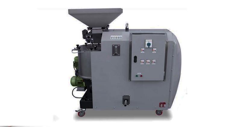 دستگاه روغن گیری و روغن کشی زیتون تک فاز مدل ECO 50