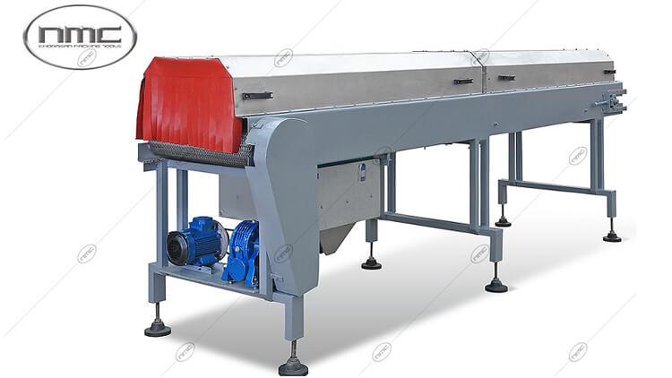دستگاه تونل خشک کن و سرد کن مدل KPT 2700 , خشک کن قوطی و شیشه